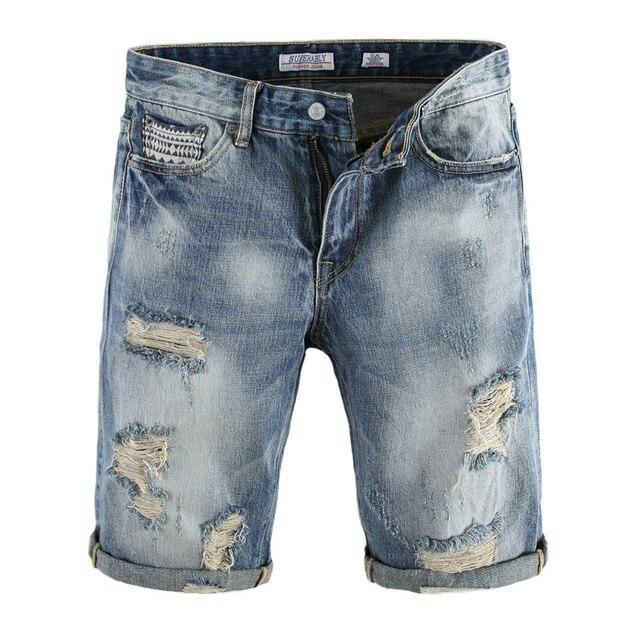 Moda Shorts Hombre Para Estilo La Streetwear Jeans De Italiana qEC1w1H0