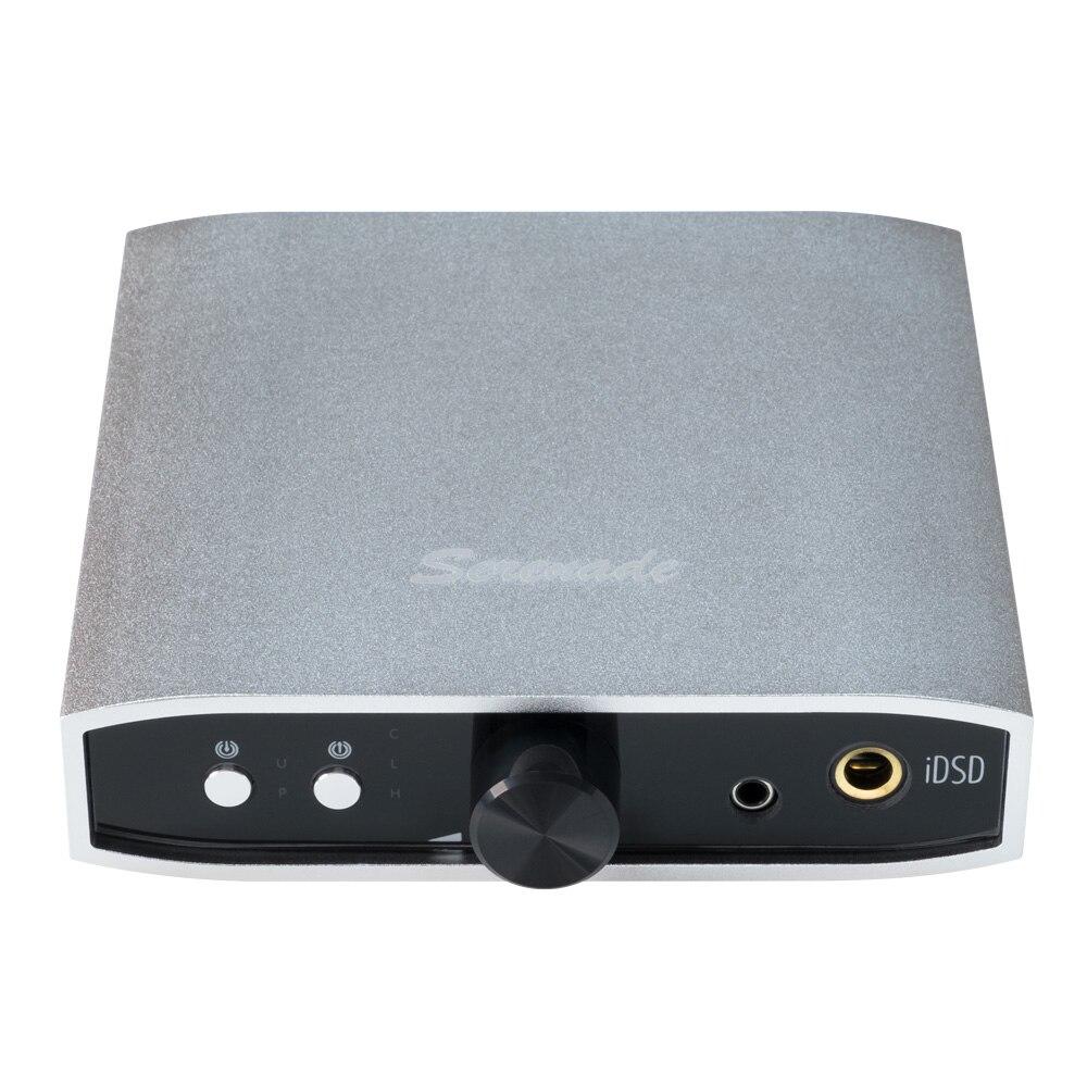 TEMPOTEC SÉRÉNADE iDSD Professionnel Casque Amplificateur USB DAC AMP pour PC MAC iPhone Android Téléphones