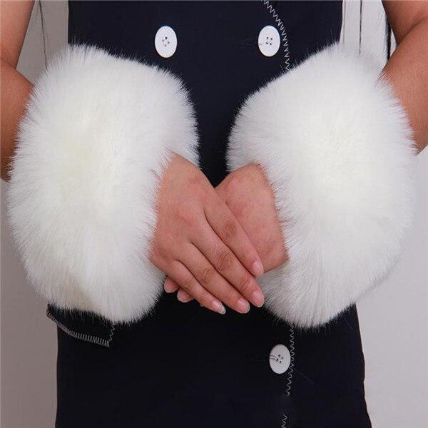 1 Pair Women's Parkas Fur...