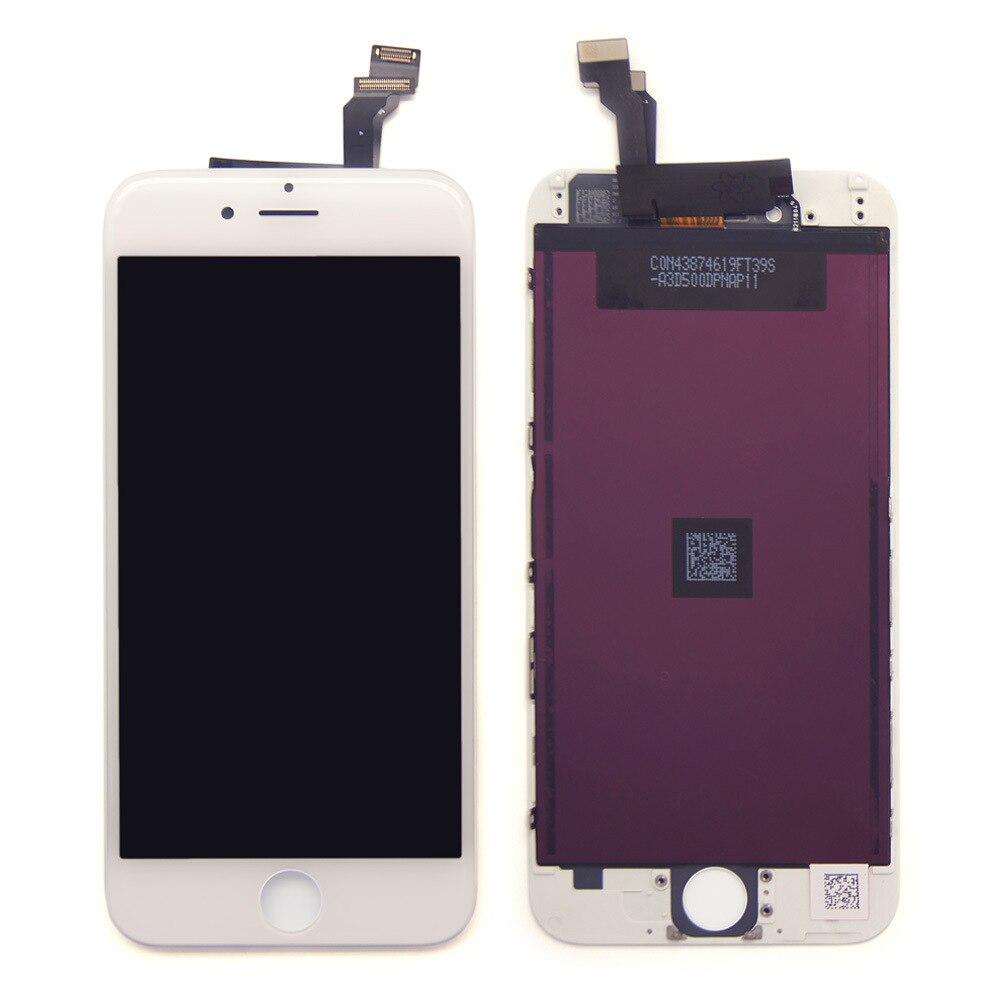 Pour iPhone X 6/6 S/7/8 PLUS LCD affichage écran tactile numériseur assemblée LCD écran pièces de rechange téléphone portable LCD