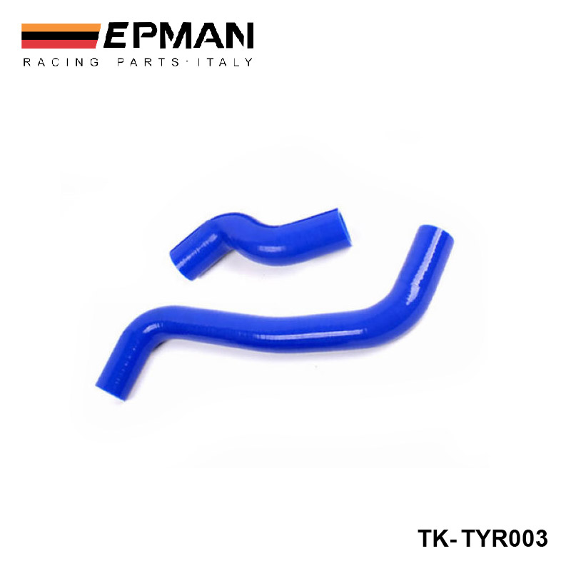 US $20 16 7% OFF|Radiator hose kit for Toyota Levin/Trueno AE101 4A GE 91  95 (2 pcs) EP TYR003 on Aliexpress com | Alibaba Group