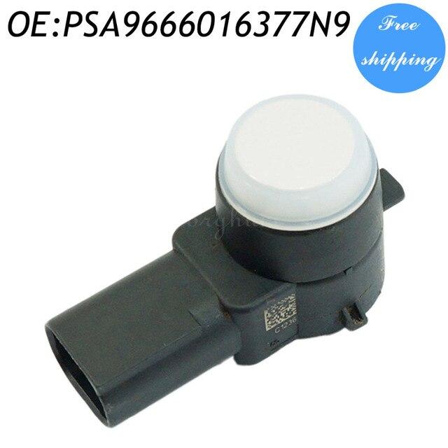 PSA9666016377N9, 0263013148 Для Peugeot Citroen PSA 9666016377N9 PDC Датчик Парковки Бампер Резервного Копирования