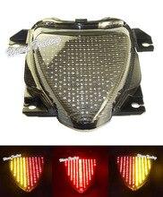 Für SUZUKI Boulevard M109R VZR1800 M1800R 2006 2007 2008-2015 E-Mark Hinten Rücklicht Brems Blinker integrierte LED-Licht