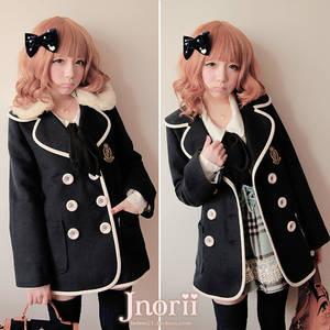 8d042a29 loliloli yoyo coat double breasted winter wool overcoat