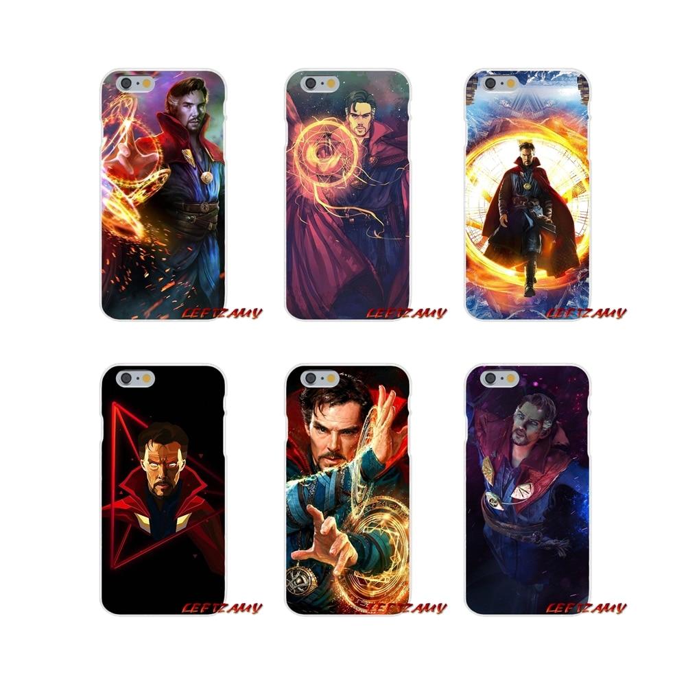 Transparent Soft Silicone Phone Case Avengers Doctor Strange For Huawei P Smart Nova 3i P20 P10 P9 P8 Lite 2017 Pro Plus Phone Bags & Cases