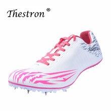 Running-Spikes Non-Slip-Shoe Track Couple Feiyue-Shoes Men Health for And Women Super-Light