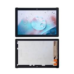 Bezpłatna dostawa przy Asus Zenpad 10 Z300 Z300M ekran lcd ekran dotykowy Panel dotykowy montaż czujnika szklanego w Ekrany LCD i panele do tabletów od Komputer i biuro na