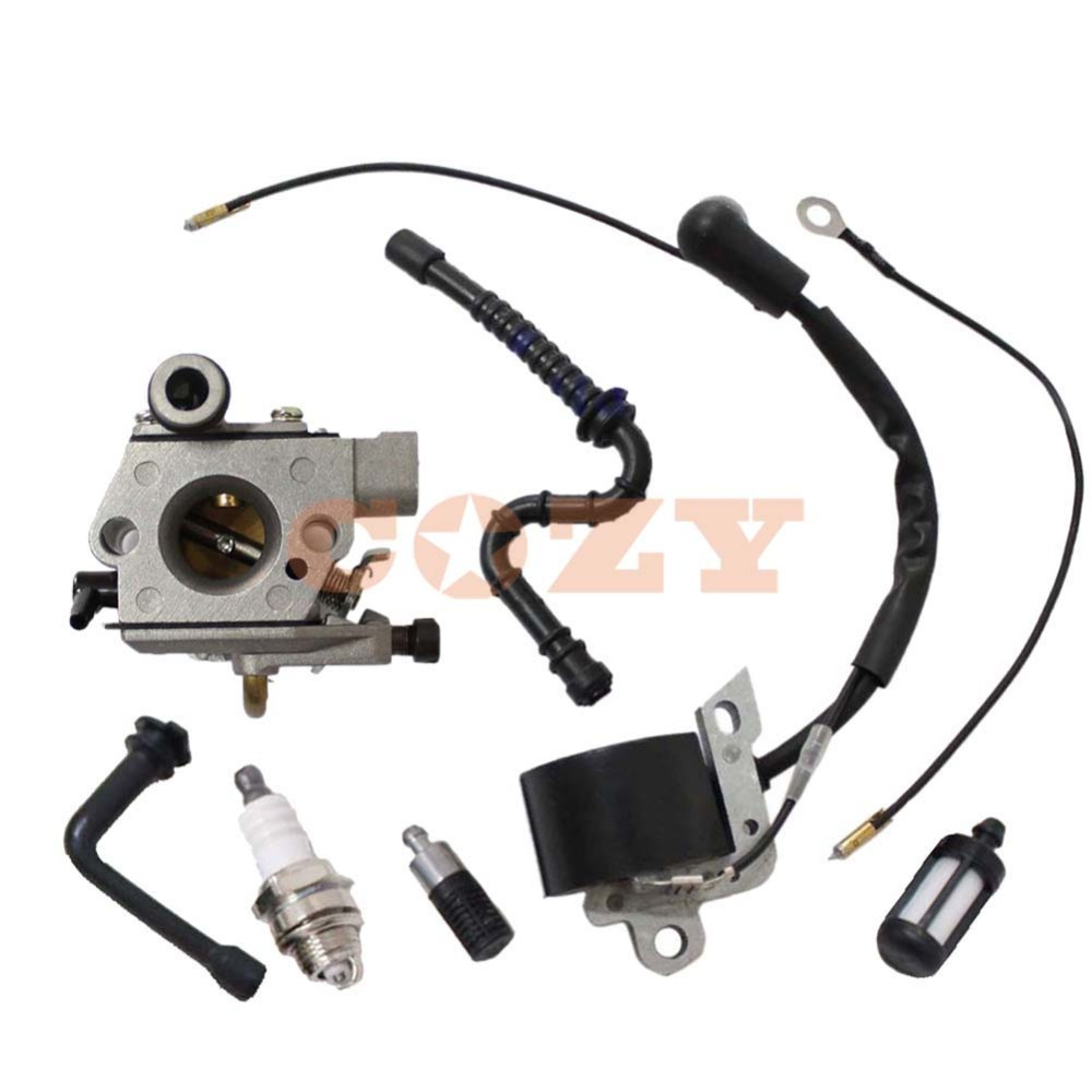 Stihl Fuel Line Routing Diagram Wire Center Echo Chainsaw Parts Likewise Zama Carburetor Ignition Coil Plug For Ms260 026 Rh Aliexpress Com