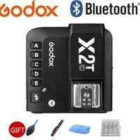 Godox X2T C/N/S/F/O/P HSS TTL Bluetooth Wireless Flash Trigger by Phone for Canon Nikon Sony FUJI Olympus Pentax