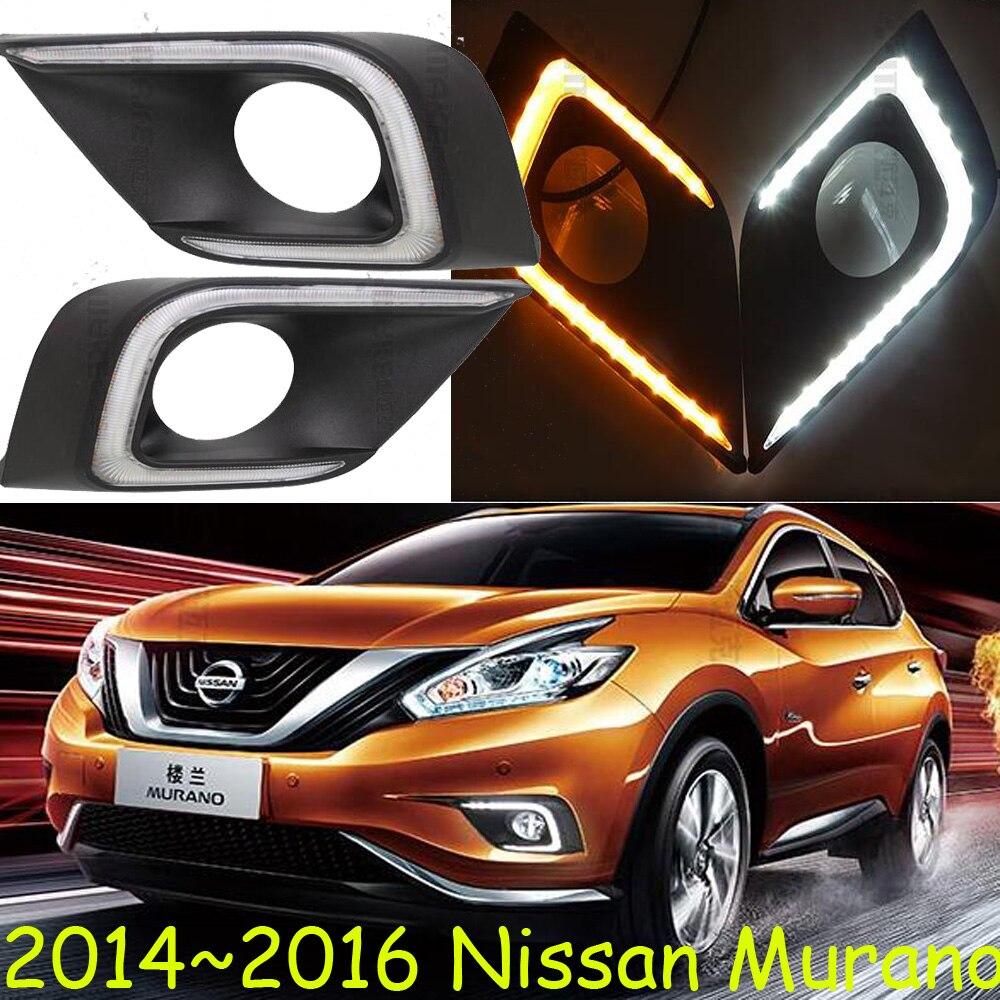 ФОТО Car-styling,Murano daytime light,2014~2016,LED,Free ship!2pcs/set,Murano fog light;car-covers, Murano headlight, Murano