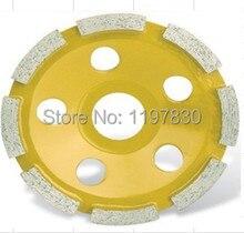 бесплатную доставку 10 шт украшения класса 100*20*5mm одного колеса чашки для шлифования мрамора/гранита/керамическое/бетон