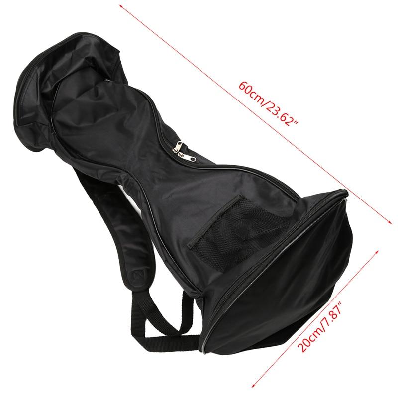 """6,5 """"2 Rad Elektrische Hover Board Selbst Balane Roller Rucksack Tasche"""