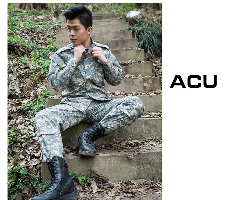 Free shipping,quality army frog suit,tactical uniforme multicam men sets,military suit,molle chaleco ciras equipment