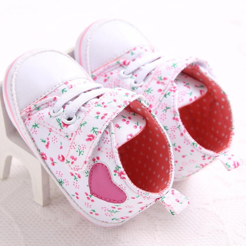 BMF TELOTUNY Fashion Girl Canvas Cloth Shoe Baby Boys Shoes Sneaker Anti-slip Soft Sole Toddler First Walkers Apr20 Drop Ship