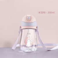 Luxury Baby Cup Kids Children Learn Feeding Drinking Water Handle Bottle Training Cup Baby Feeding Cup anti choking for 6M 4Y
