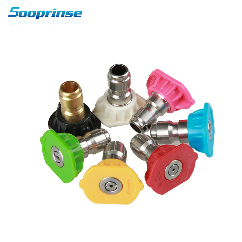 Image 5 - Car Washer Rotary nozzle turbo nozzle Spray Nozzle High Pressure Soap Foamer, Wash Gun Foam Generator Car Goods Auto Accessories-in Water Gun & Snow Foam Lance from Automobiles & Motorcycles