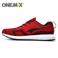 2016 ONEMIX Popcorn MD Soles Running Shoes For Men Women Sneaker Brand Spring Good Cushioning Comfortable