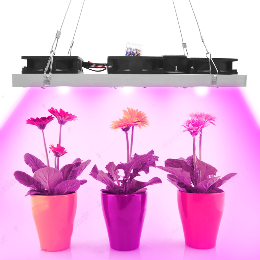 100W 200W 300W 400W COB LED Grow Light Full Spectrum LED Plant Grow Lamp For Indoor Plants Veg & Flowering Stage Growth Lighting