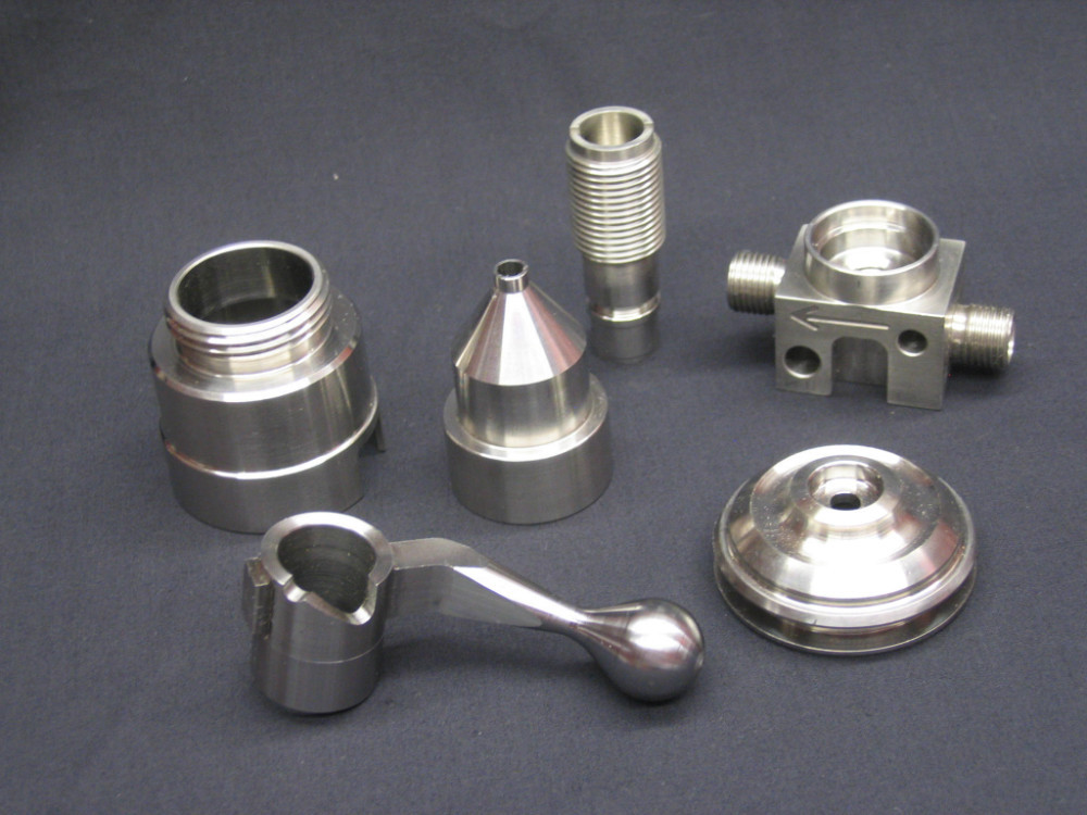 ФОТО Precision CNC machining----Stainless Steel