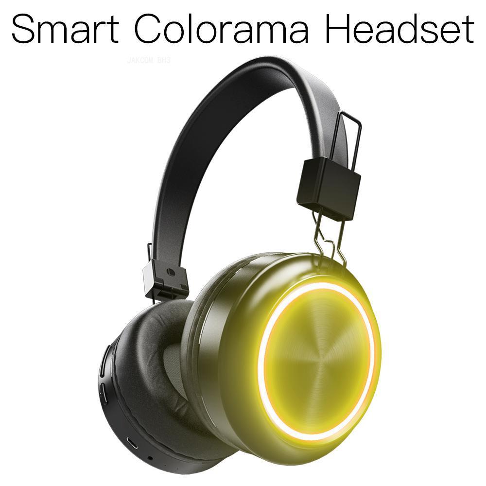 JAKCOM BH3 Smart Colorama Headset as Earphones Headphones in oordopjes mi airdots technology
