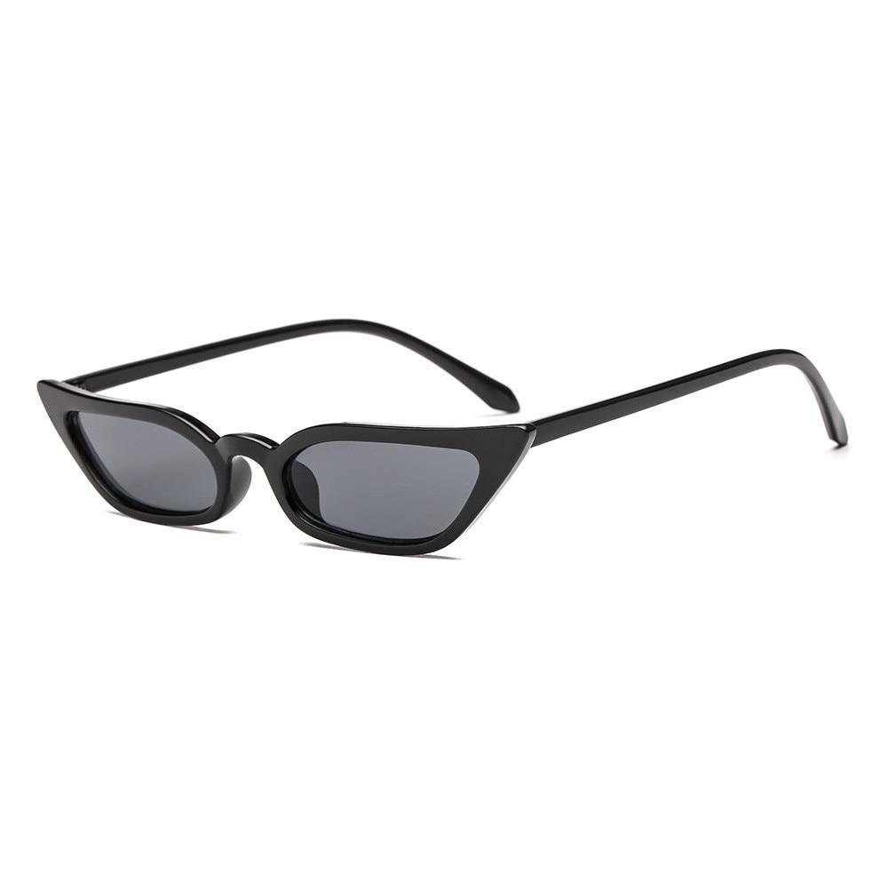 Vintage Luxury Sunglasses Women Candy Color Lens Glasses Classic Retro