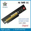 14.8 V 29WH Original Nueva Batería Del Ordenador Portátil para Lenovo x220 X220I x220s 42T4900 42T4899