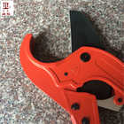 Free shipping 40 75mm PVC Pipe Plumbing Tube Plastic Hose Cutter Pliers Tool Ratcheting Type - 4