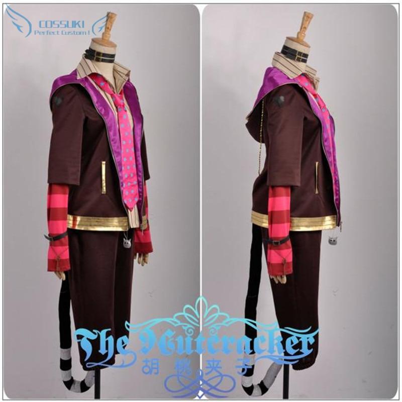 Dream Kingdom And The Sleeping 100, костюм для косплея принца Чеширского Кота смайлика, идеальный выбор для вас