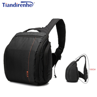 Professional Travel Outdoor Waterproof Camera Bag Multi functional Digital SLR DSLR Case for SX60 SX50 650D 700D 100D 1200