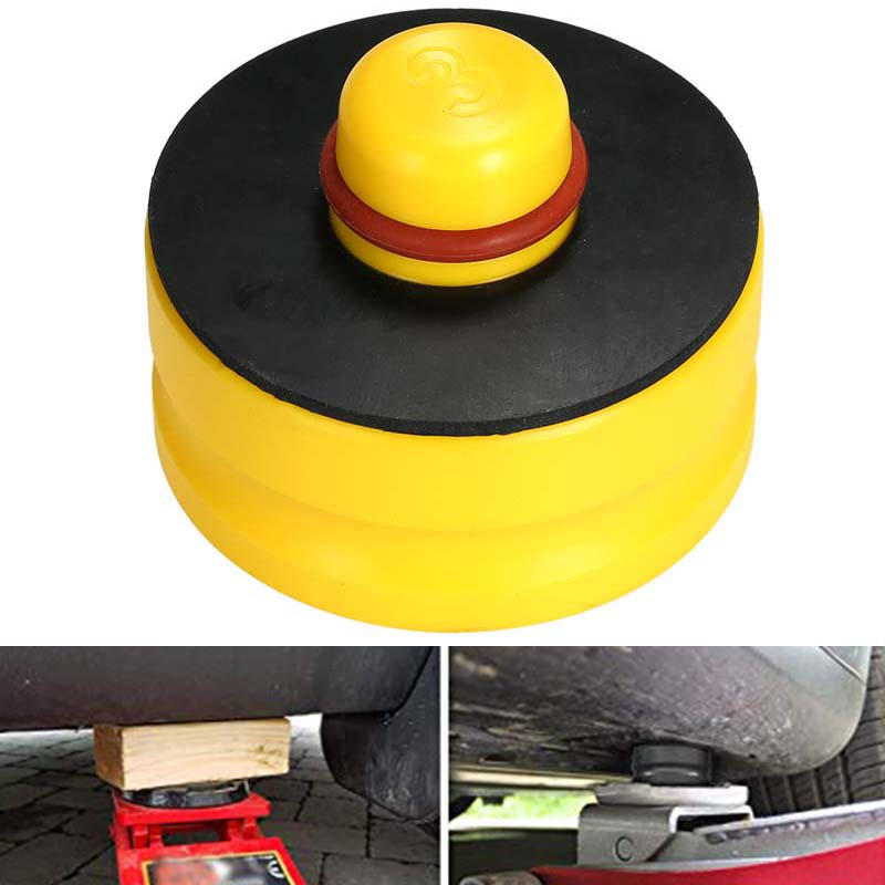 Hot Car Jack Adapter Safely Raising Vehicle Jack Lift Point Pad Adapter For Tesla Model 3 BX