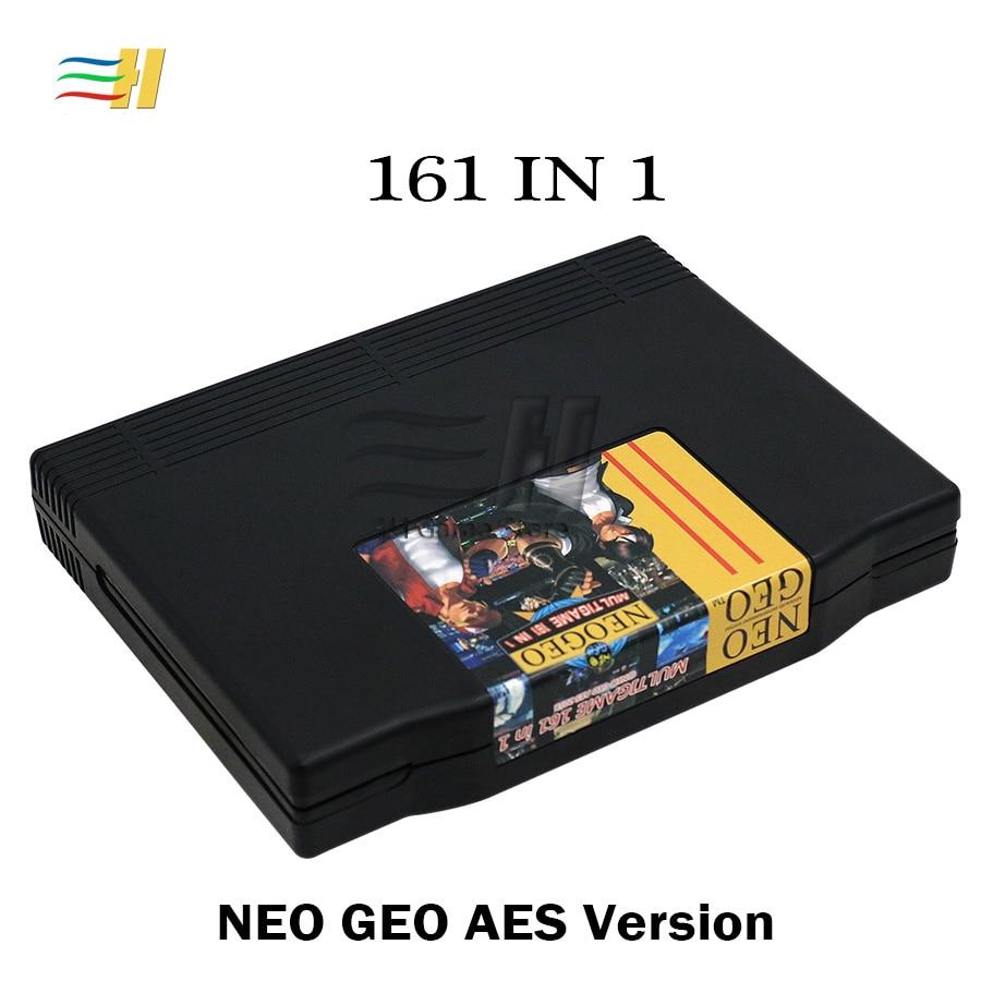 Neo Geo AES 161 in 1 Fighting Jamma NEO GEO AES Cartridges for Jamma Game Arcade