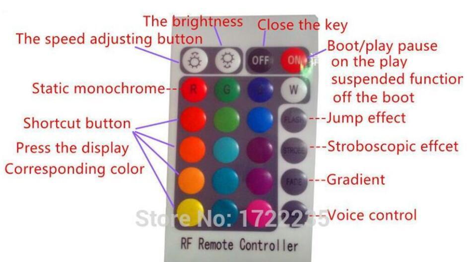 Wireless Remote Control led par ligh 9x10 W+30W RGB 3in1 LED Par Light Wash Step Uplighting Remote Control 4pcs/lot