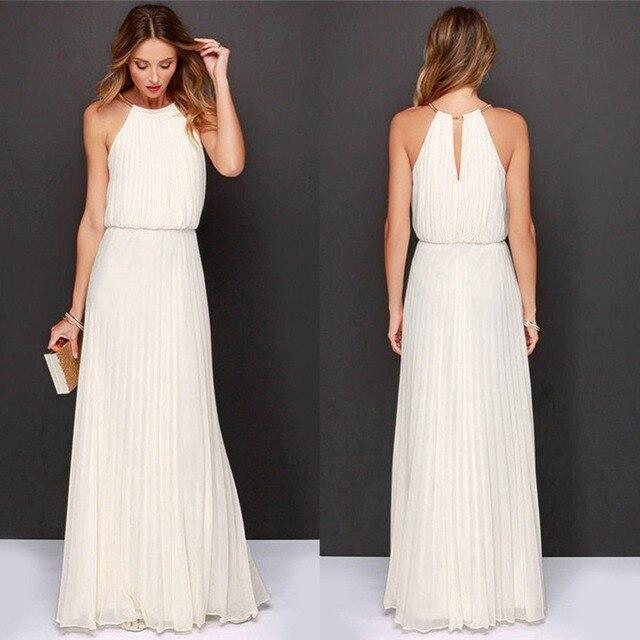 Vintage Backless Dresses