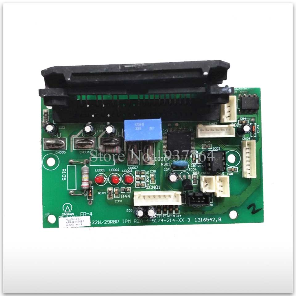 95% new for Air conditioning computer board circuit board KFR-26W/11BP RZA-4-5174-214-XX-3 good working 95% new used for air conditioning computer board circuit board gal1117gk 11