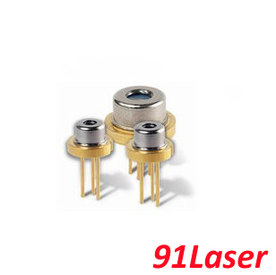 450nm1000mW laser diode TO-18 Diameter 5.6mm DC5V, I 6000 hours from 91Laser
