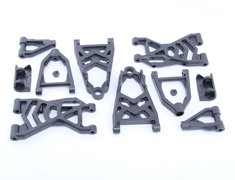 New Stytle Thickening Reinforcement Front And Rear Suspension RV KM HPI Baja5b 5t 5sc