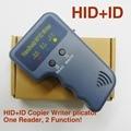 Computadora de mano 125 KHz H-I-D dni copiadora escritor RFID duplicadora para H-I-D 26 Bit 125 KHz ID + H-I-D escritor