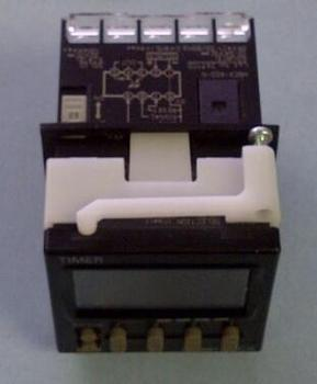 Digital display time relay H5CX-ASD-N DC12-48V