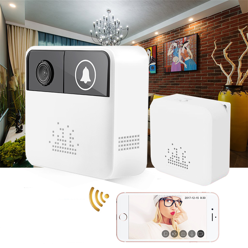 Wireless Video Intercom Wifi Video Door Phone Door Bell