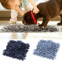 Dog Snuffle Mat Slow Feeding Dog Cat Food Mats Nose Work Pet Activity Training Blanket Exercise The Sense Of Smell Hot Sale Z4