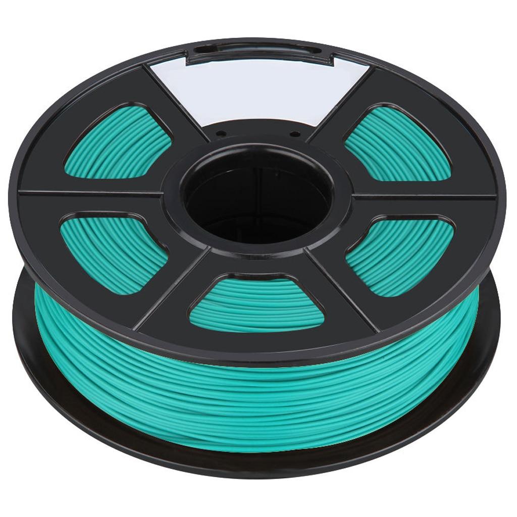New 3D Printer Printing Filament ABS -1.75mm ,1KG, for Print RepRap Color: Grass green 3d printer filament 1 75mm 3mm abs conductive color change pa nylon flexible 1kg 2 2lb for reprap markerbot
