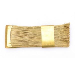 Image 4 - 1Pc électrique manucure forets nettoyage brosse nettoyant clou foret outil propre fil de cuivre perceuse brosse dentaire foret