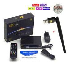 Спутниковые Ресиверы tv рецепторов freesat V8 Супер FTA DVB-S2 поддержка Biss Key Youporn newcam 3 Г IPTV + 1 год европа Cccam Сервера