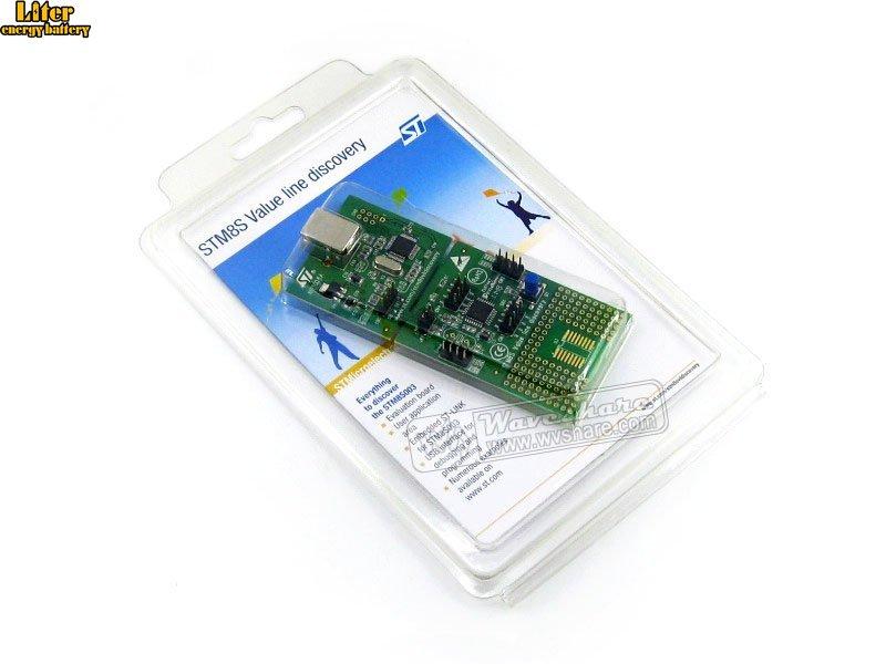STM8 Board STM8SVLDISCOVERY STM8S003K3T6 STM8S003 Value Line STM8 Discovery Kit Evaluation Development Board Embedded ST-Link