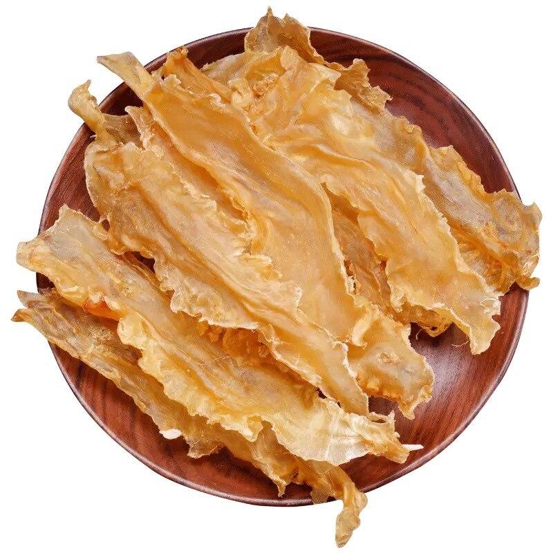 Dried New Zealand Cod Fish Maw Hua Jiao