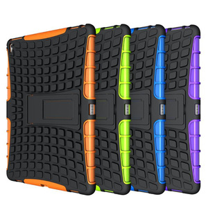 Image 5 - Shockproof Armor Protector Case Cover For i Pad Mini 1/2/3/ 4 Air 2 Pro 9.7 NEW UM