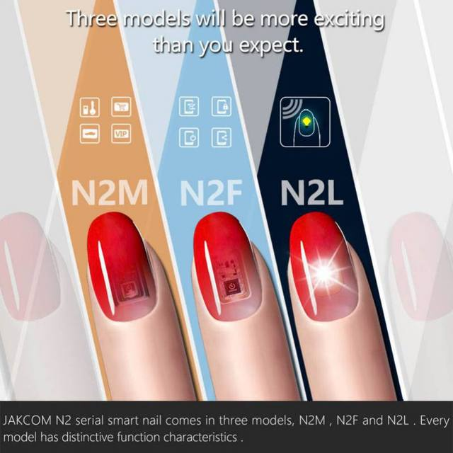 Smart Nail Multi-Function Intelligent Accessories