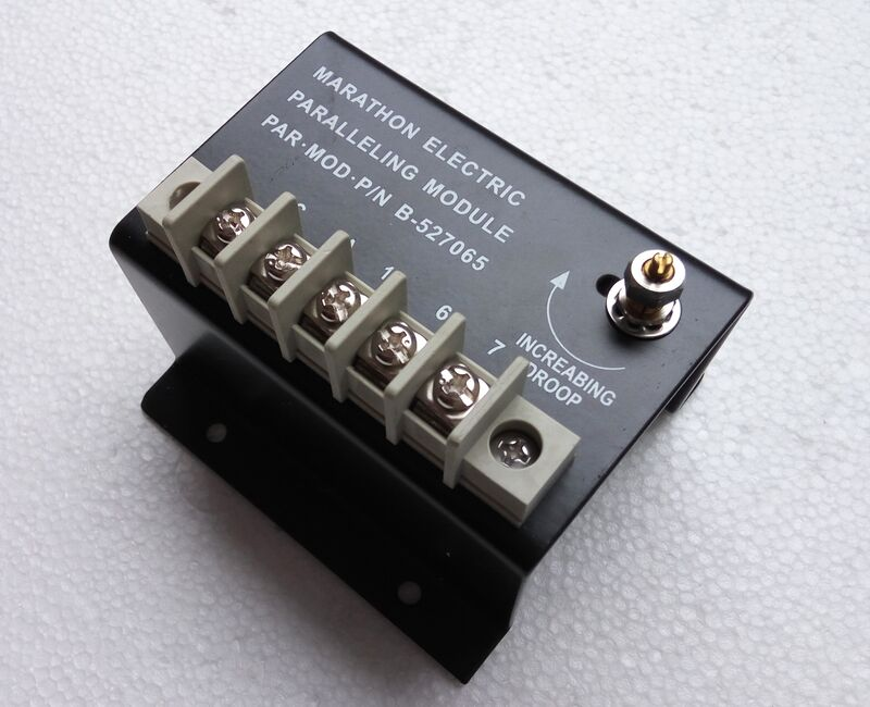 Marathon Электрический модуль для параллельного подключения B-527065 AMP2000 PAR. MOD. P/N B-527065 MARATHON Electric PARALLE