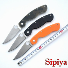 Hot selling G10 handle CPM-S30V blade 58HRC folding knife outdoor camping survival tool gift Tactical knives