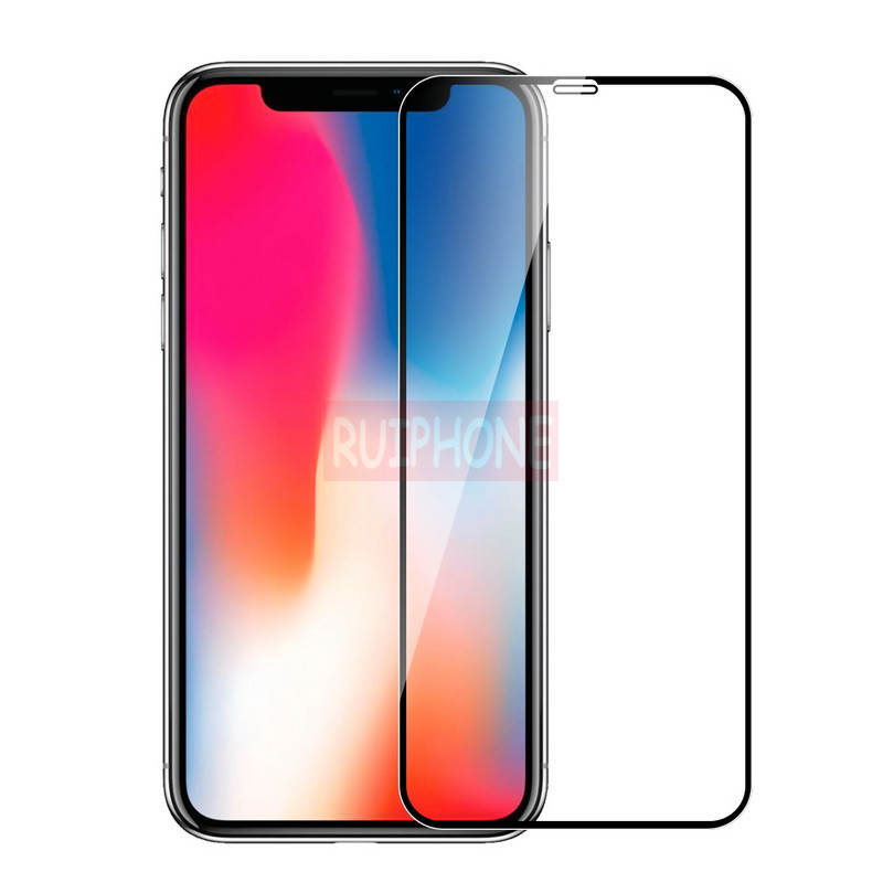 IPhone XS MAX Screen Protector IPhone XR X Glass On IPhone 7 8 6 6s Plus Protective Glass On IPhone 5s Tempered Glass Full Cover